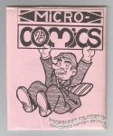 Micro-Comics three-pack wrappers