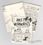 Micro-Comics #085: Amos P. Wentworth's Hour-and-a-Half Mysteries