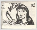 Micro-Comics #102: Tale of Villainesses #1