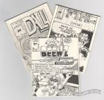 Micro-Comics #101: Fihl Comix #2