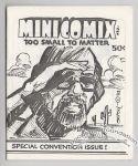 Minicomix Too Small to Matter