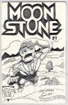Moon Stone #9