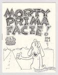 Morty Prima Facie! #1 (High Resolution edition)