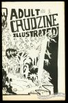 Adult Crudzine Illustrated #1