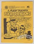 Plain Talk with Puerto Ricans, A