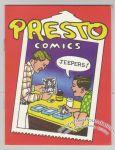 Presto Comics