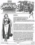Caniffites Journal #111