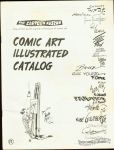Cartoon Museum Comic Art Illustrated Catalog, The