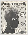 Punk Ninja #10