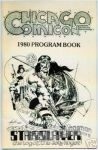 Chicago Comicon 1980 program
