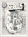 Serious Comics #19