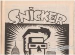 Snicker #? (Fall 1997)