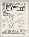 Antisocialman #1