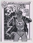 Nice Day Mini Comix #01: Supergals We'd Love to See