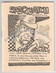 Sasquatch Comix #2 (1st printing)