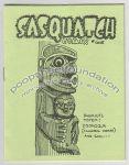 Sasquatch Comix #1 (1st printing)