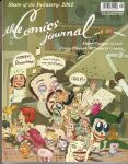 Comics Journal, The #245