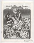 Comic Art News and Reviews #20