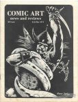 Comic Art News and Reviews #18-19