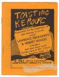 Toasting Kerouac