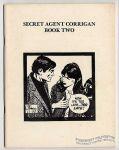 Comic Art Showcase #3: Secret Agent Corrigan Book Two