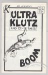 Ultra Klutz and Other Tales #5