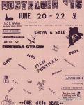 Nostalgia '75 flyer