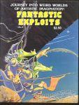Fantastic Exploits Vol. 2, #2