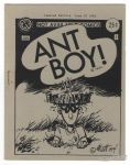 Ant Boy #1 June 20 1985 Edition