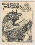 Little Book of Horrors #1