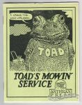 Toad's Mowin' Service
