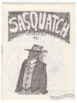 Sasquatch Comix #5 (1st printing)