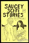 Saucey Sci-Fi Stories #1 (1st-2nd)