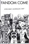 Fandom Come: Chicago Comicon 1997