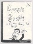 Donnie Zombie in Getting Ready for the Prom