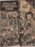 Dallas Fantasy Fair July 14-16, 1989 program
