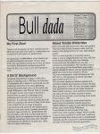 Bull Dada Vol. 1, #1