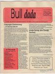 Bull Dada Vol. 1, #3