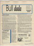 Bull Dada Vol. 1, #4
