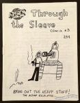 Through the Sleeve Comix #3