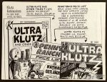 Klutz Enterprises advertisement