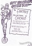 Fantasy Collectors of Chicago flyer for April 18, 1971