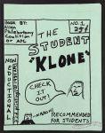 Student Klone, The #1