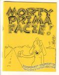 Morty Prima Facie! #1 (Danger Room)