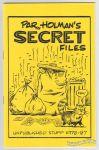 Par Holman's Secret Files