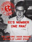 EC's Number One Fan — The Historic 1950s Fanzine Writing of Larry Stark