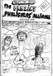 Fanzine Publishers' Alliance Newsletter, The #1