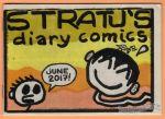 Stratu's Diary Comix June 2017