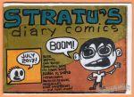 Stratu's Diary Comix July 2017