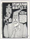 Stoner Man Komix #09
